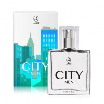 Lambre City Men — 50 ml